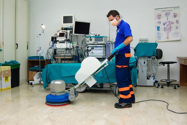 Hastanede Temizlik Elemanı Ne Kadar Maaş Alır?